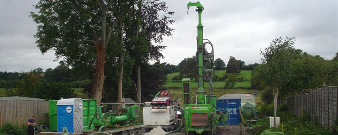 Borehole Pump Installation